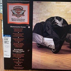 Harley Davidson NIB. Motorcycle Cover